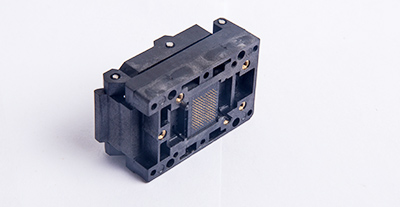 Brief description of the BGA socket