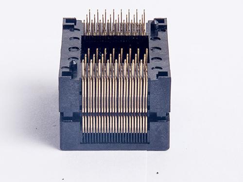TSOP48 burn in socket