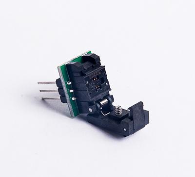 SOT23 programming socket