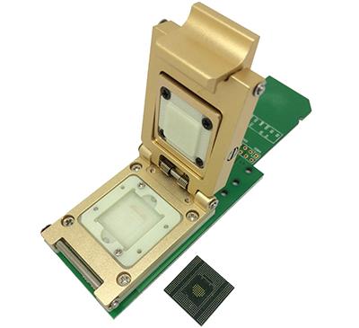 eMCP529 BGA529 Pogo Pin Test Socket Reader