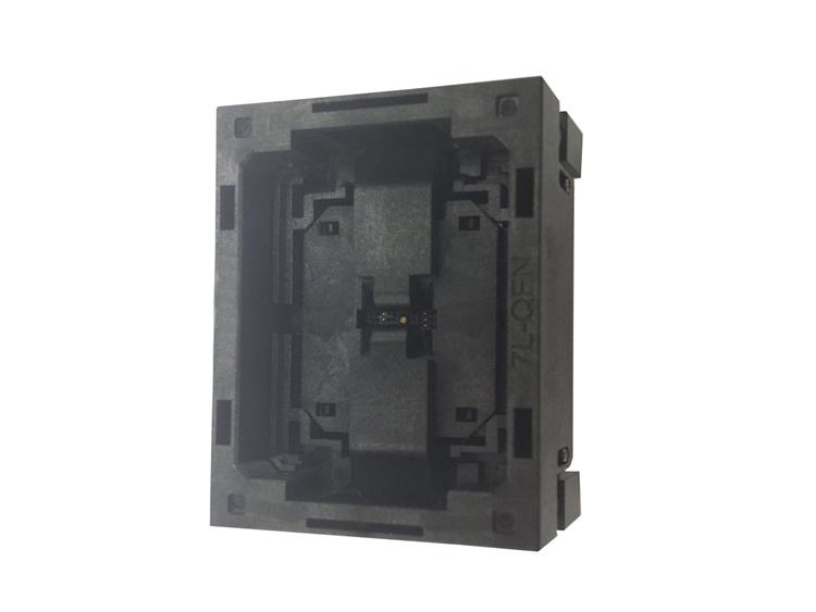 QFN20 MLF20 WLCSP20  0.5 4*4 burn om socket
