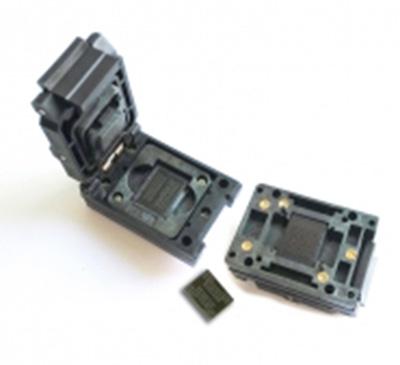 Customized BGA manul test socket