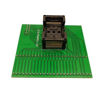 New TSOP56 Opentop Programming Socket IC Test Socket