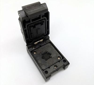 BGA24-1.0 Clamshell Burn in socket