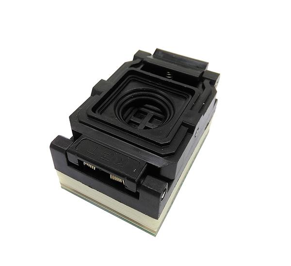 LGA60 TO DIP48 Pogo Pin Flash Programmer Adapter IC Test Socket