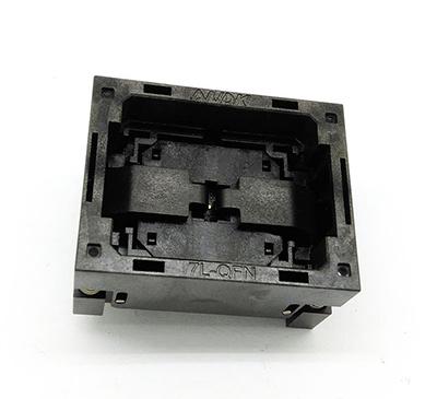QFN16 MLF16 0.5 3*3 Burn in Socket IC Test Socket