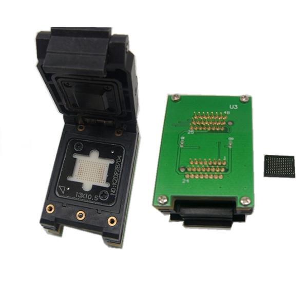 BGA137 to DIP48 Adapter