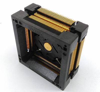 QFP OTQ-176-0.5-06 Burn in Socket