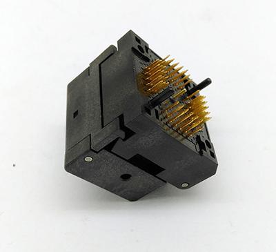 QFN64 MLF64 Burn in Socket IC Test Socket