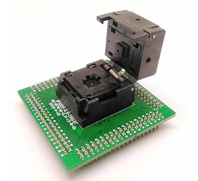 QFN28 WLCSP28 to DIP28 Programming Socket Adapter