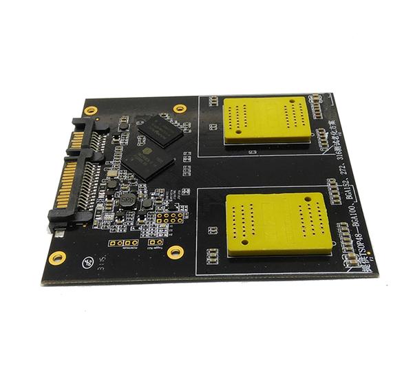 SSD 2 in 1 SM2246EN Test Board BGA152/132/100/88 TSOP48 NAND Fla