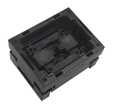 QFN72 MLF72 IC Test Socket