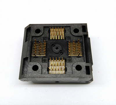 QFP64 TQFP64 LQFP64 Burn in Socket