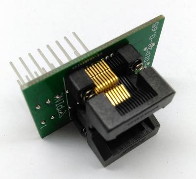 SSOP16(28)-0.65 programming socket