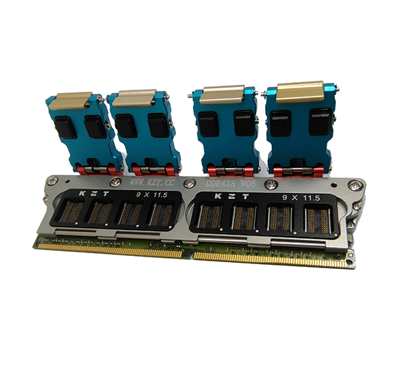 DDR4 SDRAM Particle Test Fixture Multi-fuction All in one Jig Me
