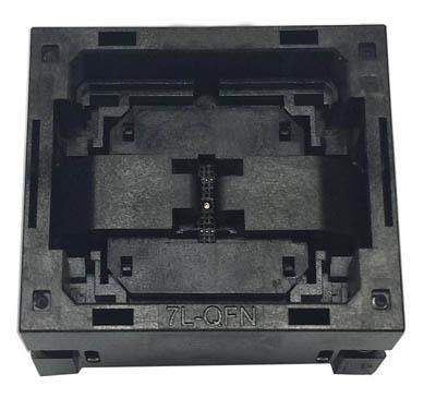 QFN28 MLF28 WLCSP28 -0.4 open top burn in socket