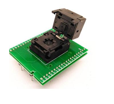 QFN36 MLF36 WLCSP36 0.5mm 6*6 programmer socket