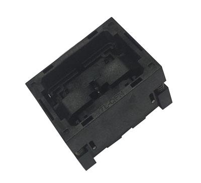 QFN48-0.5-7*7 clamshell burn in socket