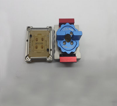 Analysis LPDDR168 high stable socket for IC design R&D test in L